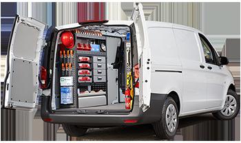 Bilindretning modul system for South motors vw service
